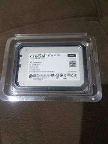 Ssd Hd 500 Gb Crucial Mx500