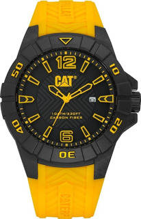Reloj Caterpillar Cat Karbon K1 Sumergible Fecha