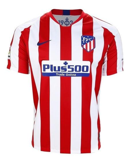 Camisa Do Atlético De Madrid Nova Oficial - Super Desconto