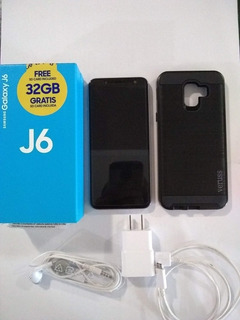 Samsung Galaxy J6 J600g Ds 2gb Ram 32gb Rom 13 Mp