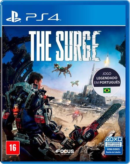The Surge - Português - [ps4] Lacrado