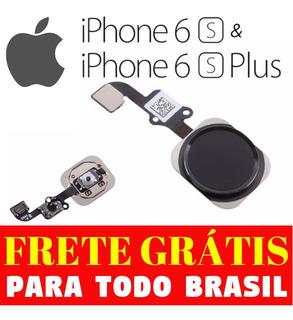 Botão Home iPhone 6s/6s Plus A1688 A1633 A1634 A1687