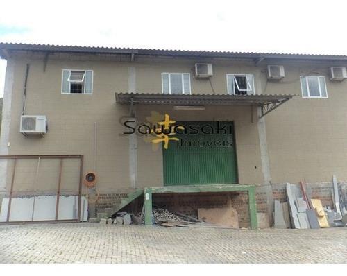 Galpão/pavilhão Para Alugar No Bairro Cidade Industrial Em - 7315-2