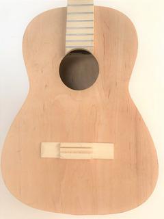 Guitarra Tercerola Para Personalizar, Envió Rápido