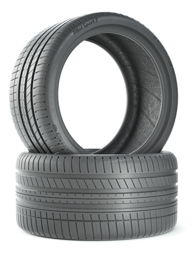 Kit X2 245/35-20 Michelin Pilot Sport 3 Zp 95y Run Flat