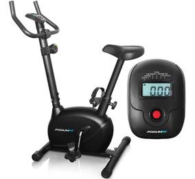 Bicicleta Ergométrica Podiumfit V100 Magnética 8 Cargas 12x