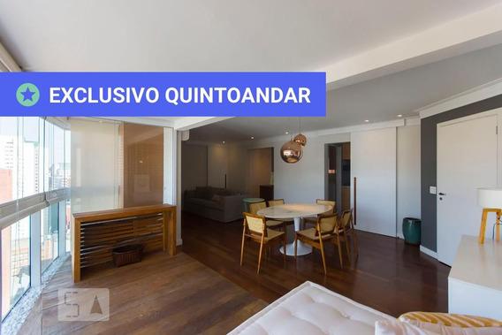 Apartamento No 22º Andar Com 2 Dormitórios E 2 Garagens - Id: 892961084 - 261084