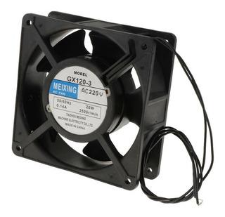 Ventilador Fan Cooler 12cm 220v