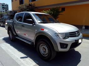 Mitsubishi L200 4x4 Turbo Diesel Intercoler 2015 Full Equipo