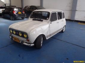 Renault R4 Lider Mt 1300cc