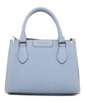 Bolsa Cecconello Laura Azul Claro 16933