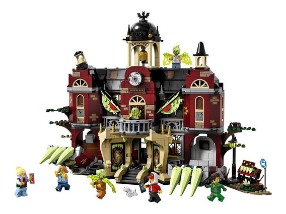 Lego Hidden Side - Escola Assombrada De Newbury