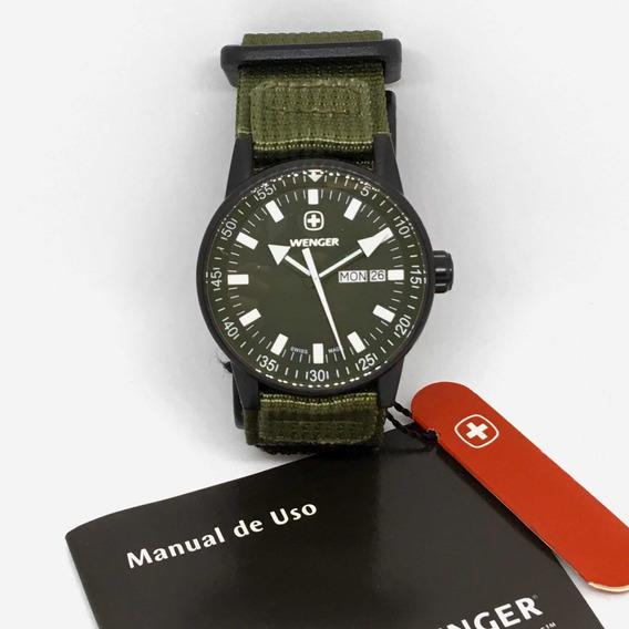 Reloj Deportivo Mod. Army, Marca Wenger