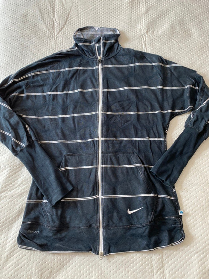 Campera Larga Nike Original ( Usa ) Talle L