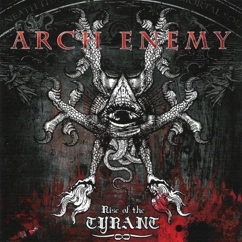 Imagen 1 de 2 de Arch Enemy - Rise Of The Tyrant - Cd Digipack