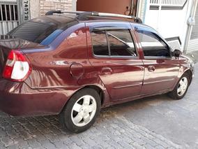 Renault Clio Sedan 1.6 16v Egeus Hi-flex 4p 2007