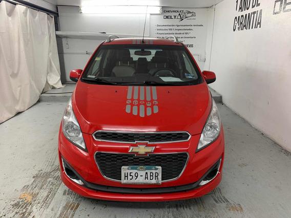 Chevrolet Spark Dot Ltz Std 2015