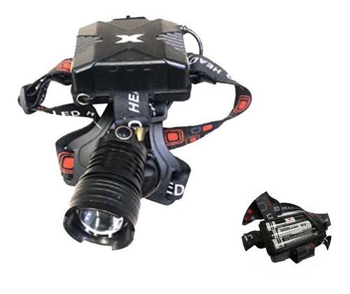 Imagen 1 de 2 de Foco Minero Recargable Led P50 20w Explorer Pro Shop