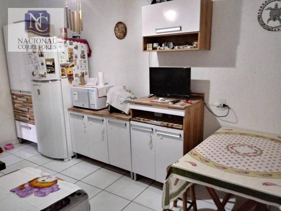 Casa À Venda, 76 M² Por R$ 250.000,00 - Parque Capuava - Santo André/sp - Ca2758