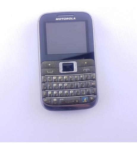 Celular Motorola Ex116 - Desbloqueado #93