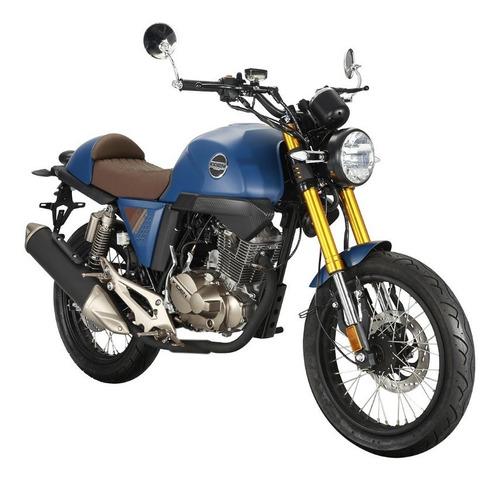 Kiden Kd 250-v Café Racer - No Zanella Ceccato 250