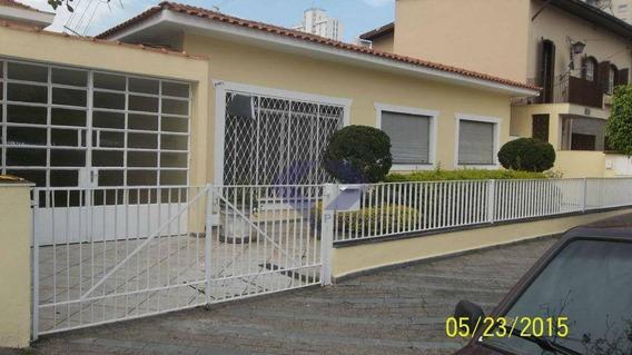 Casa Terreá Comercial E Residencia R$ 3.900,00 - Ca0394