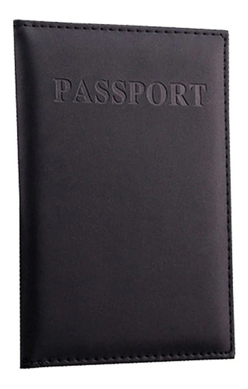 Funda Cubierta Porta Pasaporte Acolchada
