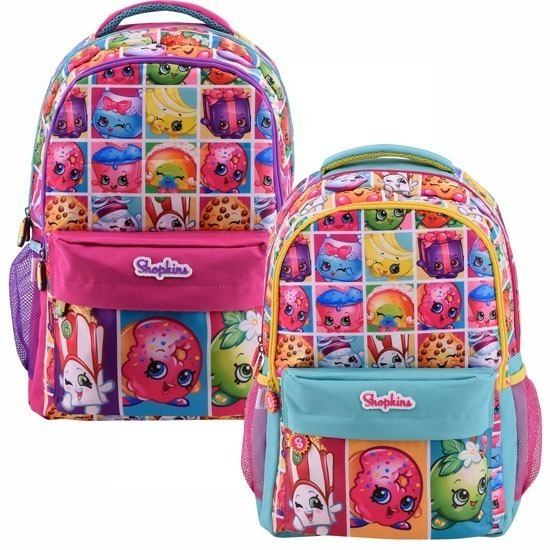 Mochila Shopkins Original 17 Nueva Magic4ever