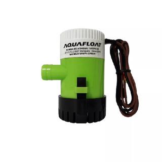 Bomba Aquafloat 750 Gph 12v (no Envios)