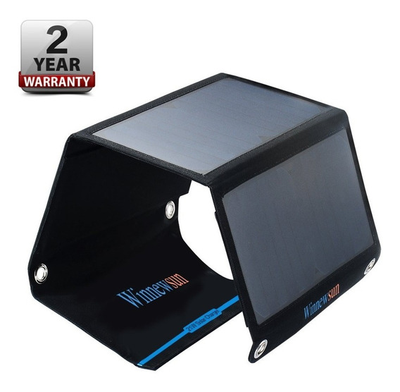 Foldable Solar Charger 21w For Cell Phones,for iPhone,for Ip