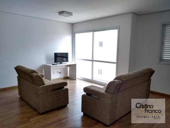 Apartamento Com 1 Dormitório Para Alugar, 75 M² Por R$ 1.200/mês - Jardim Faculdade - Itu/sp - Ap0715