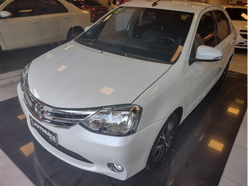 Toyota Etios 1.5 Platinum At