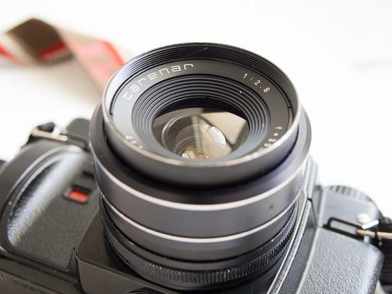 Lente Carenar 35mm 2.8 Analógica M42
