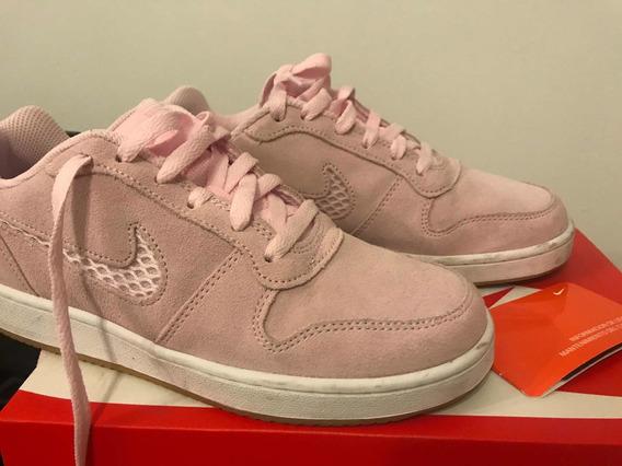 Zapatillas Nike Ebernon Rosa
