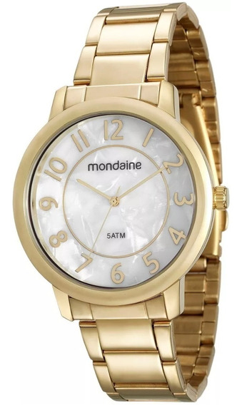 Relógio De Pulso Feminino Mondaine 53534lpmvde1