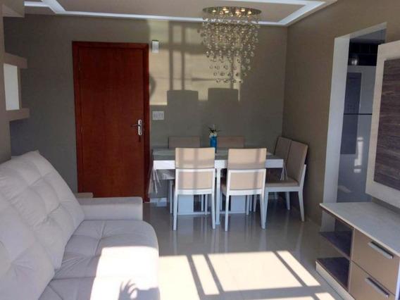 Oportunidade! Apartamento Com 2 Dormitórios Para Alugar, 75 M² Por R$ 3.500/mês - Campo Grande - Santos/sp - Ap1112