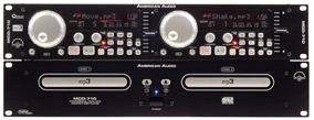 Cd Player Profecional American Audio Mcd 710. Original