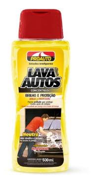 Imagem 1 de 1 de Lava Autos Classic Concentrado Para Carro - Proauto