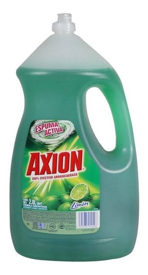 Lavatrastes Axion Liquido 2.8 Lts