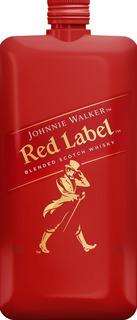 Whisky Johnnie Walker Etiqueta Roja Mini Scotch De 200ml