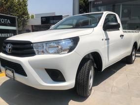 Toyota Hilux 2.7 Cabina Sencilla Mt 2019