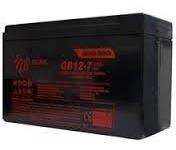 Bateria12v 7a Selada Global