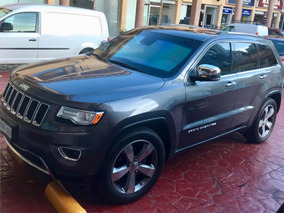 Jeep Grand Cherokee 5.7 Blindada 4x4 Mt 2015