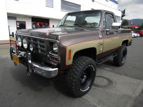 Chevrolet Blazer K5 Cheyenne Blazer
