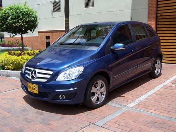 Mercedes Benz Clase B B180 Recibo Menor