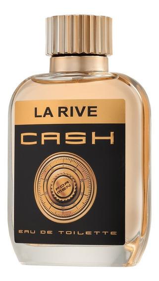 Cash La Rive Eau De Toilette - Perfume Masculino 100ml