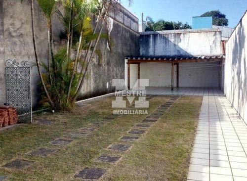 Casa Com 3 Dormitórios Para Alugar, 400 M² Por R$ 9.500,02/mês - Vila Rosália - Guarulhos/sp - Ca0481