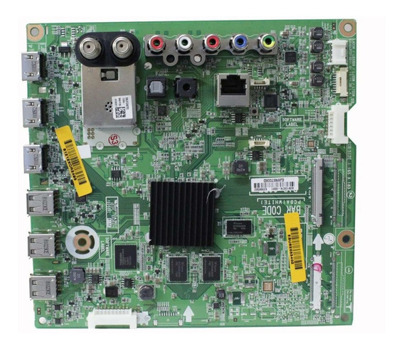 Placa Principal Smart Tv Led Lg 32lj600b 32lj600 Original