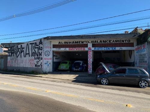 Salão Comercial No Gaivota, Em Itanhaém, Frente A Rodovia