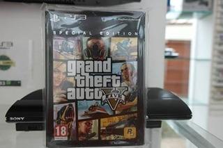 Juego Grand Theft Autov Edición Especial, Para Play 3 O Ps3.
